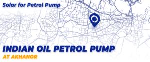 Indian Oil Petrol Pump Akhnor