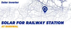 Burhwal for Railway Station