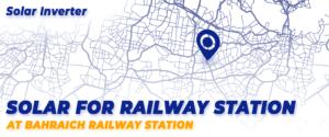Bahraich Railway station