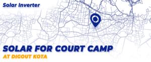 Digout Kota, for Court Camp