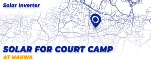 Mahwa Court camp